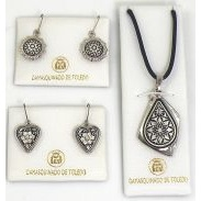 Damascene Silver Collection